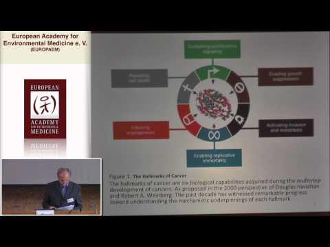 1/2: Dr. Alberto Laffranchi: Tumorpathogenese - Wachstum, Gene, Rezeptoren und Umwelt