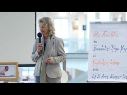 1/2: Aloisia Sweekhorst: Die Früchte des Kundalini-Kriya-Yoga im täglichen Leben