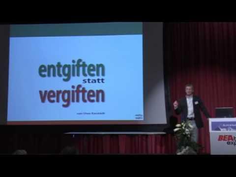 1/3: Uwe Karstädt: Sie sind nicht krank, Sie sind vergiftet