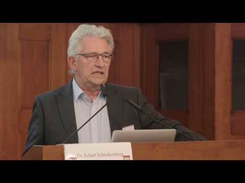 1/2: Dr. Achim Schuppert: Mammakarzinom - Adjuvante Chemotherapien oder Ursachenbehandlung