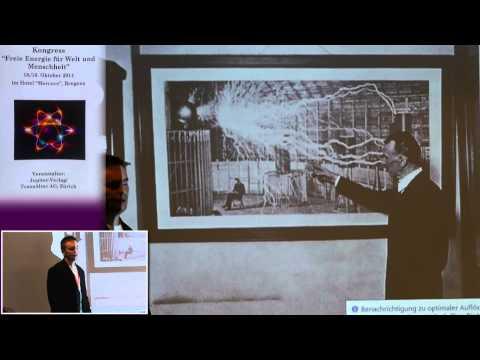 1/2: Tim Roth: Tesla-Forschungs-Projekt mit gepulster Hochspannung