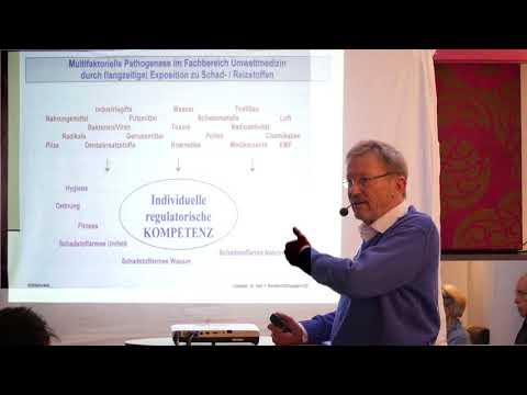 1/2: Dr. med. Frank Bartram: Neue Erkenntnisse und Entwicklungen in der Umweltmedizin