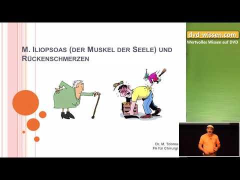 1/2: Dr. med. Matvei Tobman: Schmerzen am Muskel der Seele - westliche und östliche Methoden