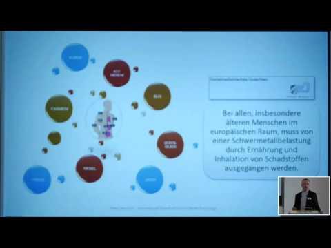 1/2: Dr. med. Peter Jennrich: Einfluss von Metallen auf chronische Entzündungen