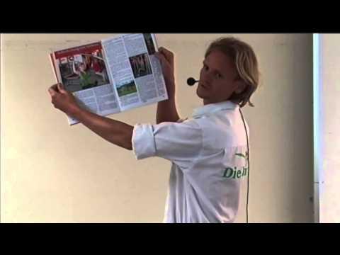 Michael Delias: Muskelaufbau und Yoga mit Rohkost gemäß Methode David Wolfe