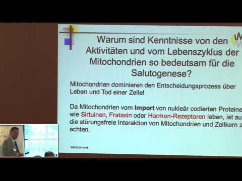 1/5:Dr.Franz Enzmann: Mitochondriopathien als Ursache v.Multisystemkrankheiten(Volkskrankheiten)