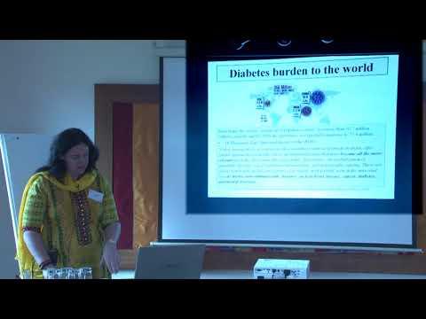 1/2: Dr. Sintija Sausa: Individualisierte Ayurveda-Behandlung bei Typ 2 Diabetes mellitus