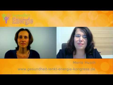 Trailer: Maria Husch: Räume für die Entfaltung unseres ganzen Potenzials und Gesundheit