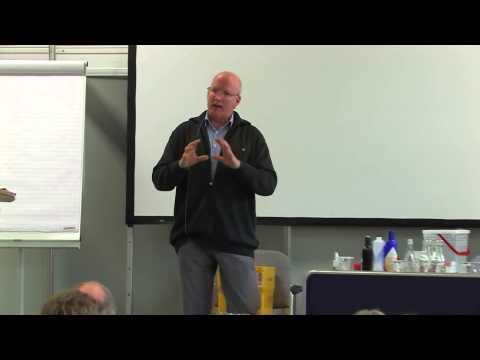 1/3: Urs Surbeck: Intelligentes Wasser - Schlüssel zur Quantenheilung