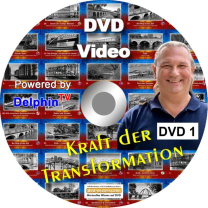 R.-Andreas Klein: Selbst-Heilungs-Transformation 1 DVD-Wissen - Experten Know How - Dokus, Filme, Vorträge, Bücher