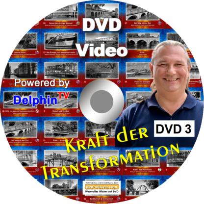 R.-Andreas Klein: Selbst-Heilungs-Transformation 4 DVD-Wissen - Experten Know How - Dokus, Filme, Vorträge, Bücher