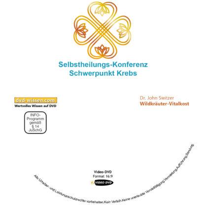 Dr. John Switzer: Wildkräuter-Vitalkost 1 DVD-Wissen - Experten Know How - Dokus, Filme, Vorträge, Bücher