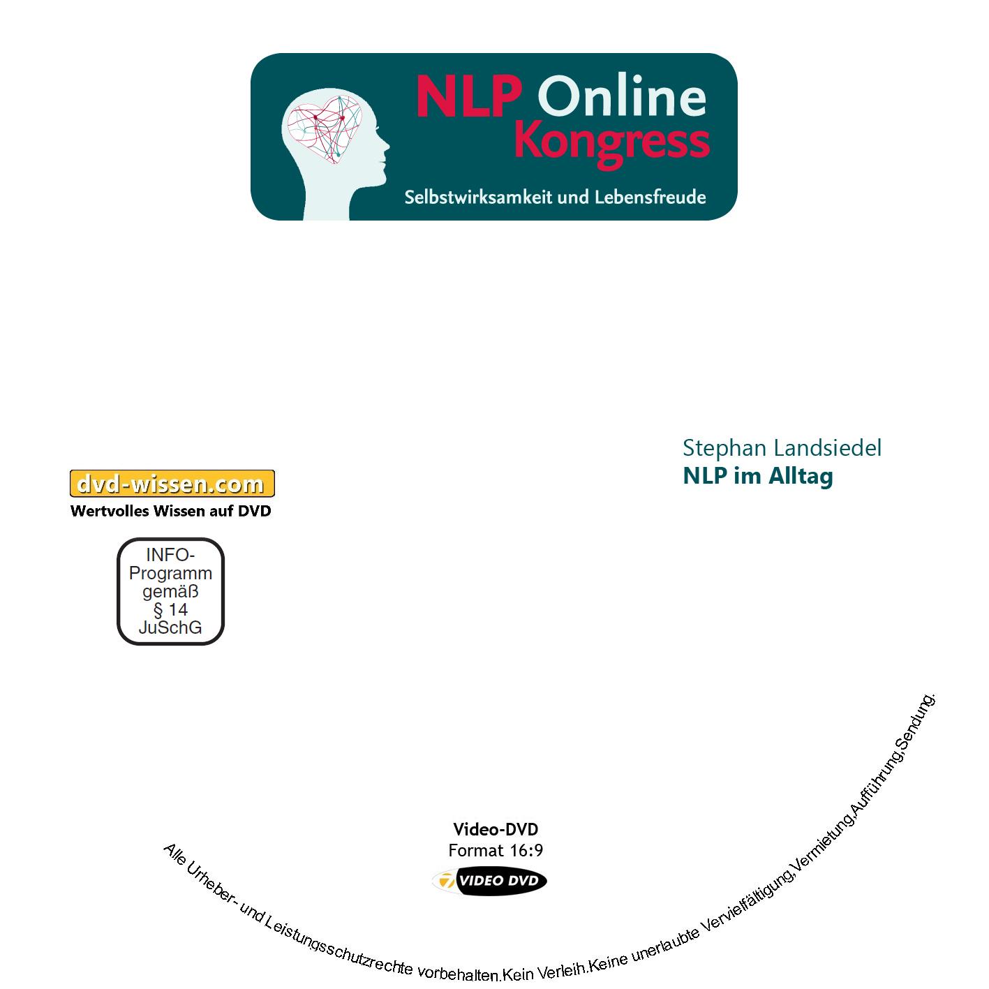 Stephan Landsiedel: NLP im Alltag