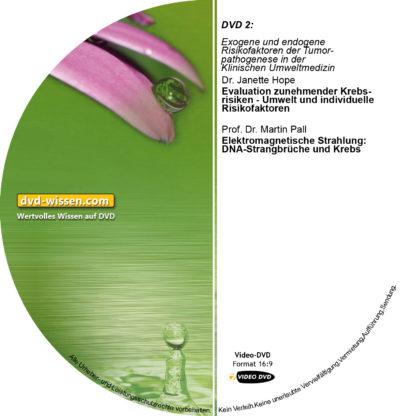 Teil 2: Exogene und endogene Risikofaktoren der Tumorpathogenese in der Klinischen Umweltmedizin 1 DVD-Wissen - Experten Know How - Dokus, Filme, Vorträge, Bücher