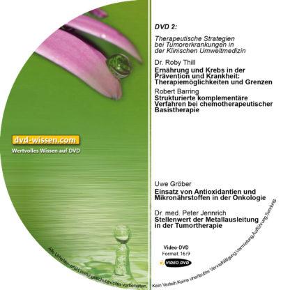 Komplettpaket der Tagung der EUROPAEM e.V. 2014: Onkologie und Klinische Umweltmedizin - Von der Wissenschaft in die Praxis 8 DVD-Wissen - Experten Know How