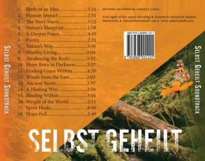 Selbst Geheilt - Der Soundtrack (auch als Meditationsmusik geeignet) - Daten-CD, KEINE AUDIO-CD 3 DVD-Wissen - Experten Know How - Dokus, Filme, Vorträge, Bücher