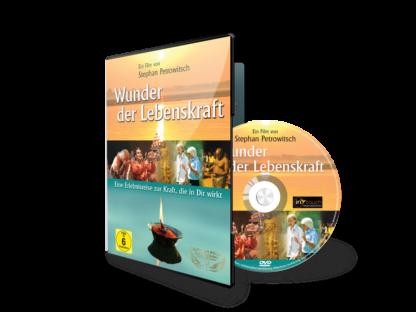 Wunder der Lebenskraft - eine Erlebnisreise zur Kraft die in uns wirkt 1 DVD-Wissen - Experten Know How - Dokus, Filme, Vorträge, Bücher