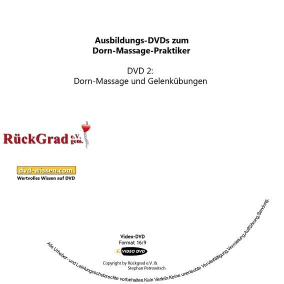 Joachim Wohlfeil: Dorn Massage & Gelenkübungen