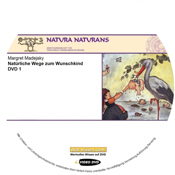 Margret Madejsky: Natürliche Wege zum Wunschkind